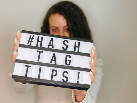 The Right Hashtags for You
