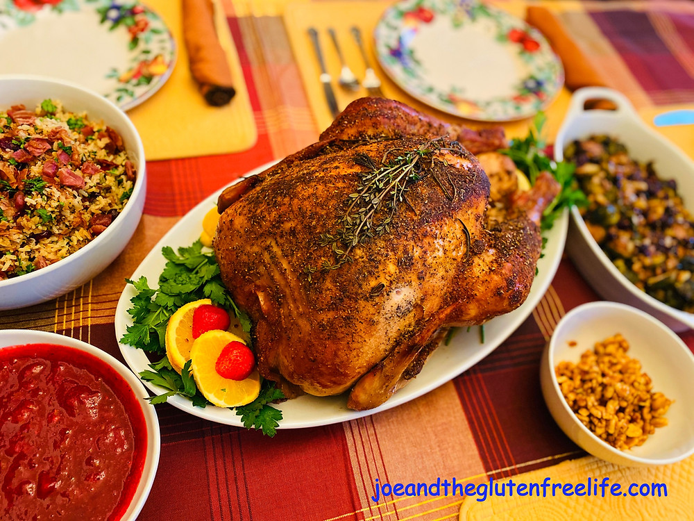 The most delicious turkey you will ever make for the Holidays!