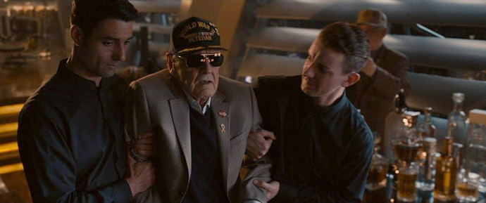 Stan Lee in Avengers: Age of Ultron (Source: Marvel Entertainment)