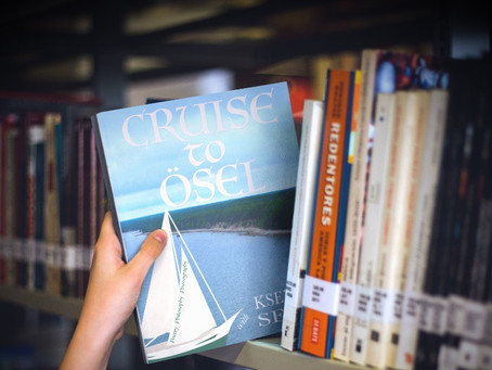 The Story Behind the Book: CRUISE TO OSEL