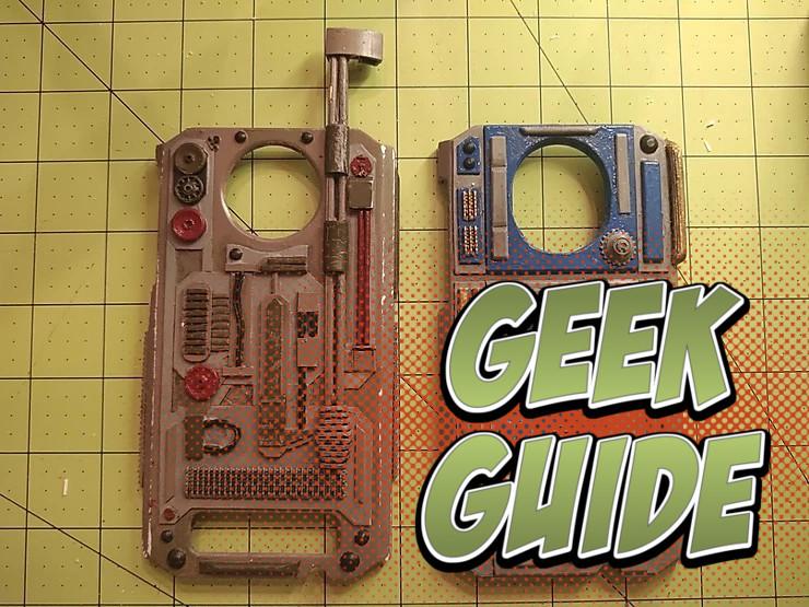 Star Wars Phone Case Kitbash