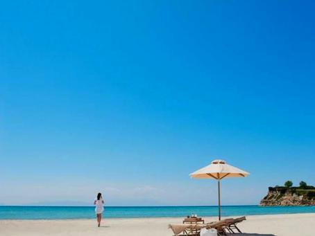 DESIGN + TRAVEL: Sani Resort, Greece
