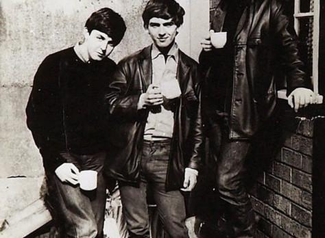 Предшественники Beatles - Quarrymen