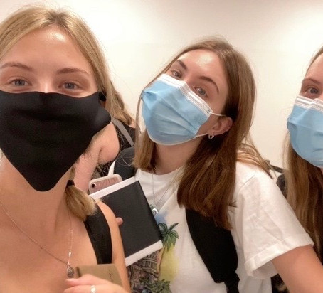 The Ugly Truth- Nearly missing a flight, and flying during a world wide pandemic...