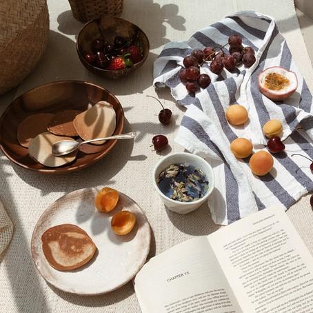 Healthy Sundays - Gluten Free Pancakes-Three Ways