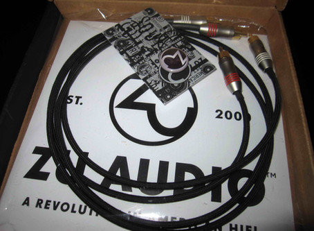 Кабели ZU Audio