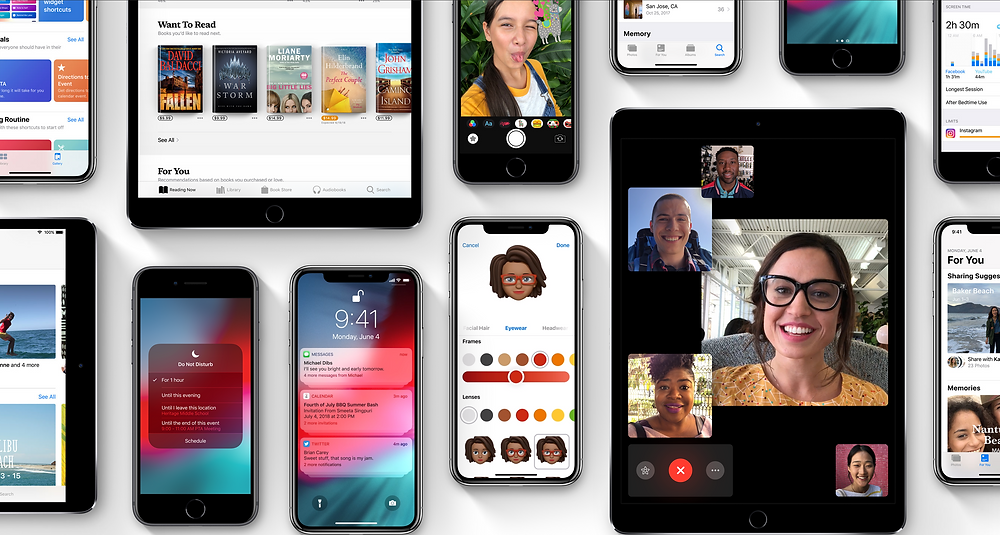 iOS 12: More power to you.