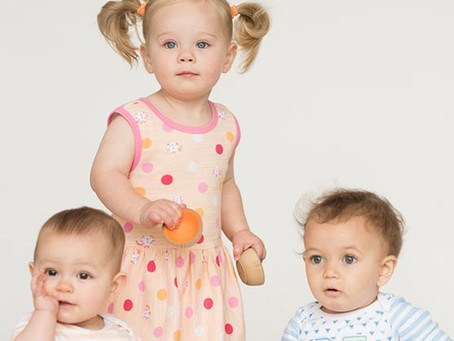 Cute Organic Baby Clothes