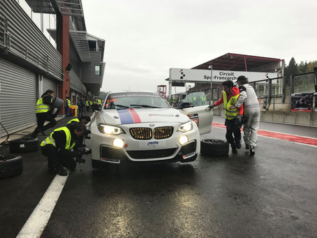 Six tips to master Spa-Francorchamps