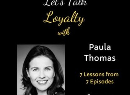 7 Lessons from 7 Loyalty Experts