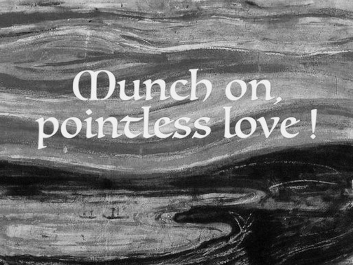 Munch On, Pointless Love! Short Film Review