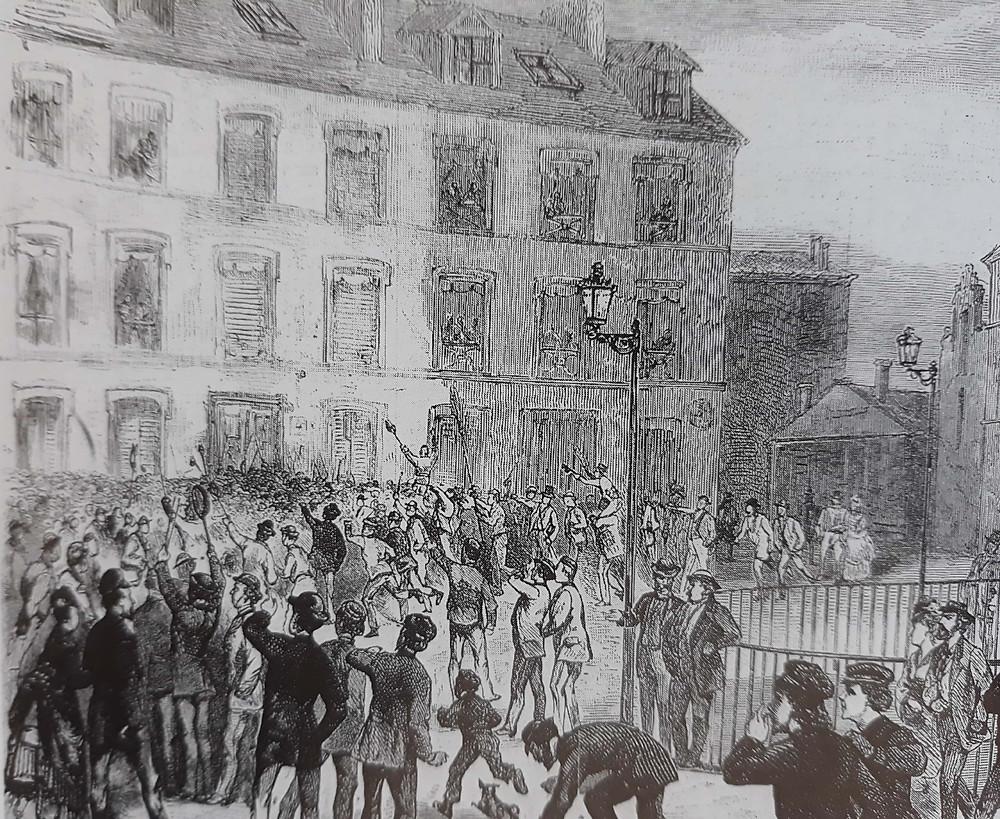 Victor Hugo à Bruxelles, visite guidée Bruxelles, Vincent Beckers