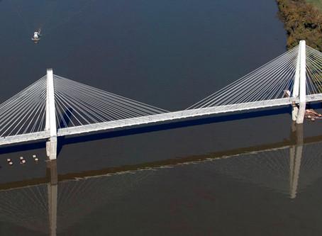 Ironton-Russell Bridge Awarded ASBI's 2017 Bridge Award of Excellence