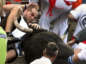 How to Run with the Bulls in Pamplona (and Live to Tell the Tale)