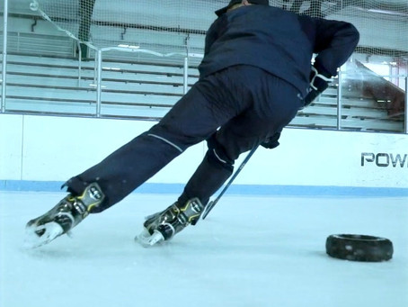 The Difference Between Hockey Specific Skating and Powerskating