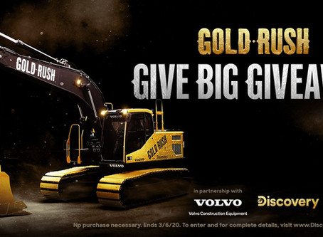 Vote in the Gold Rush Give Big Giveaway to Win a Fan Pack, Help Charities