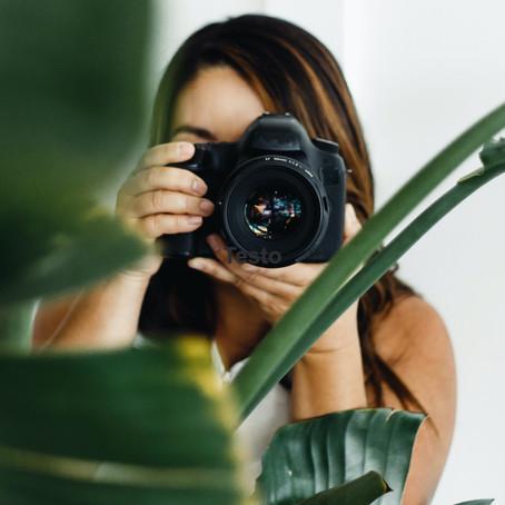 Consigli per fotografare i nostri bimbi