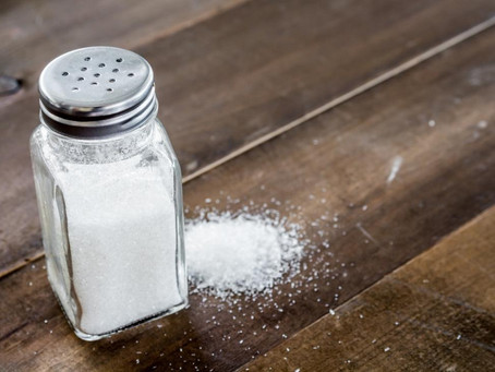 Salt Is Not the Enemy