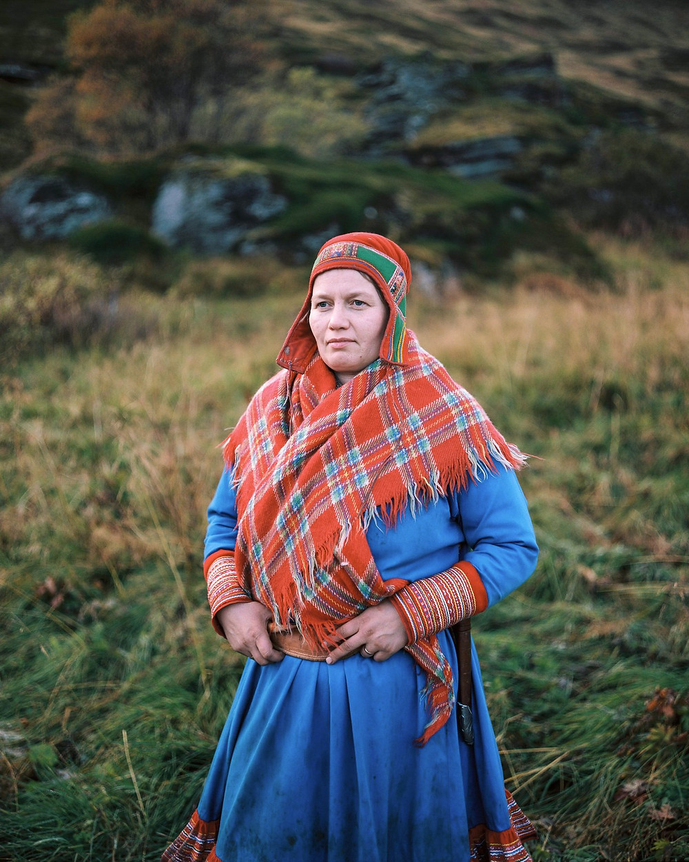 Book a stay with a Sami reindeer herder family in Northern Norway and explore the unique Sami & reindeer herding culture