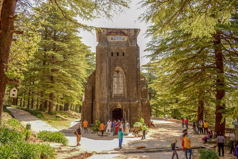 St Jonh's Church Dharamshala