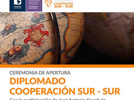 Ceremonia de apertura del Diplomado en Cooperación Sur-Sur