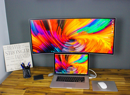 More Than One Monitor?!