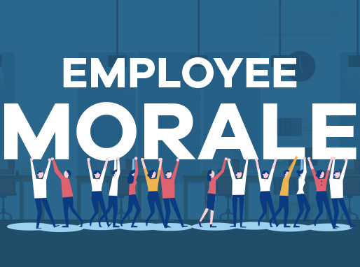 Boost the morale of employees