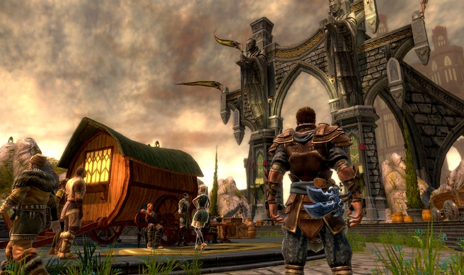THQ Nordic buys Kingdoms of Amalur rights