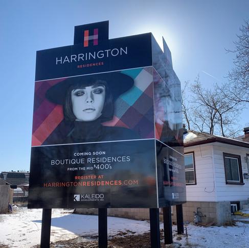 Coming Soon! Harrington Residences