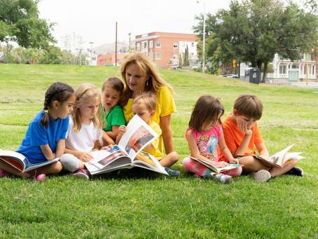 Community Helpers September  Newsletter