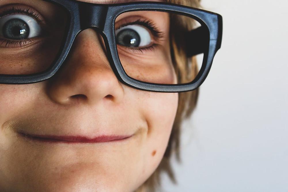 ojos, lentes, perspectiva, personalidad, test, sé el jefe, hectorrc.com
