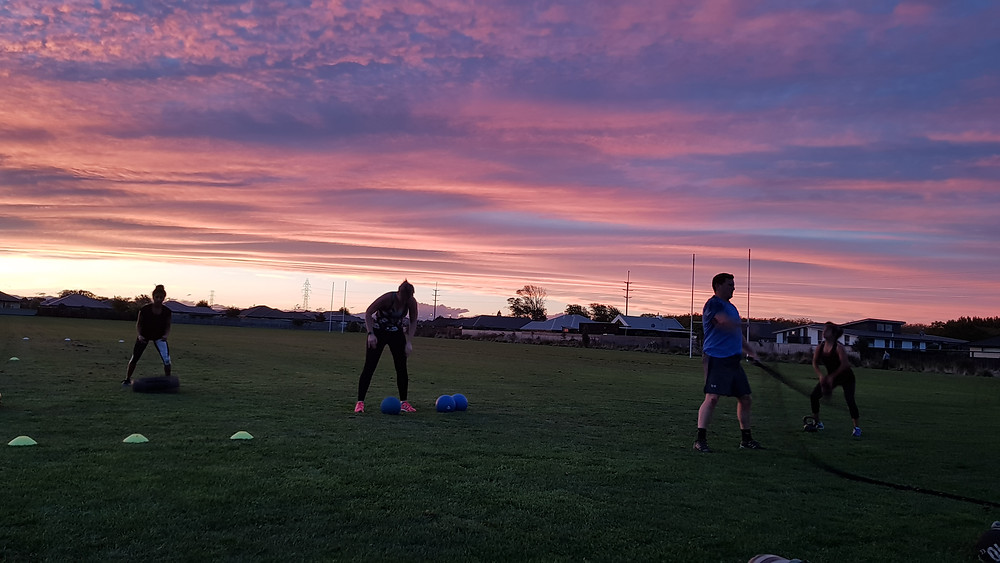 Boot Camps in Christchurch