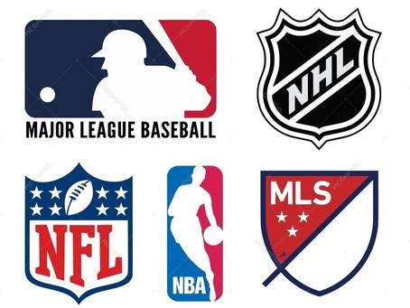 El 11-S más especial del deporte americano: 5 grandes ligas coinciden por primera vez en la historia
