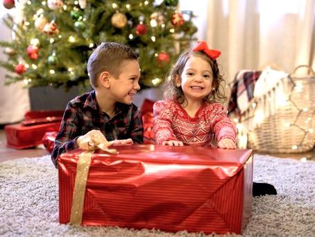 Criatividade para entregar os presentes nesse Natal!