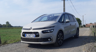 Essai Citroën Grand C4 Spacetourer : toujours moderne