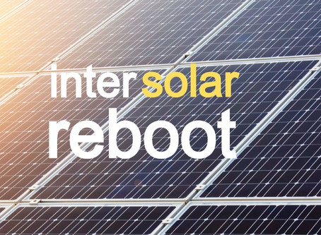 intersolar Reboot:  Impressions of a Biz Dever