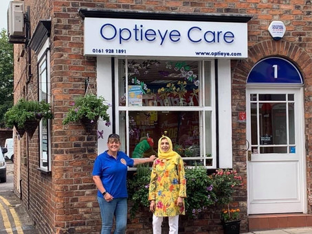 Optieye Care Collaborates With Sale Rotary Once More
