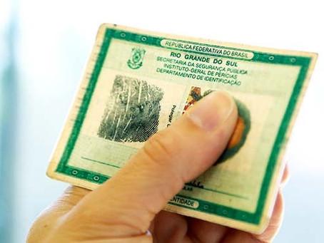 Carteiras de identidade voltam a ser feitas diariamente