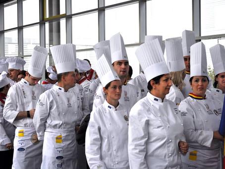 Selectie pentru participarea la Jocurile Olimpice Culinare 2020