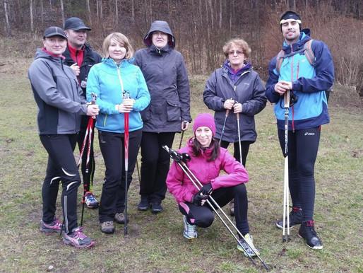 Szkolenie Instruktora NW PFNW - Gdańsk.  KONWENCJA NEW WALKING - KOLBUSZOWA 2015