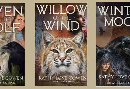 Author Interview — Kathy Love Cowen