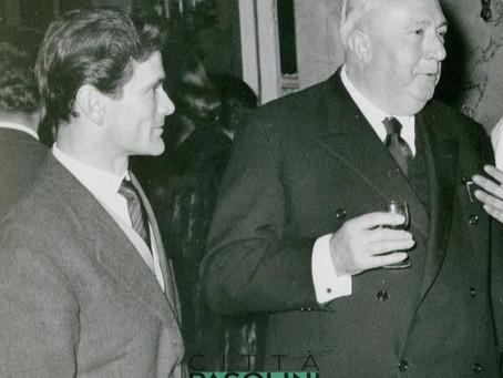 Pasolini corsaro e nipote di Gadda. I due letterati a confronto, un testo del 1990.