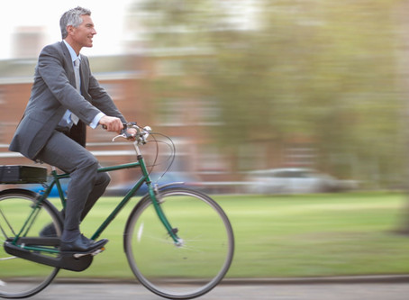 Fiscaal voordelig fietsen