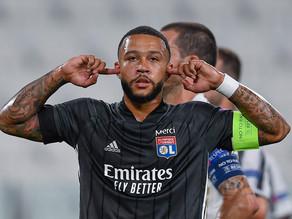 Lyon despide a la Juventus