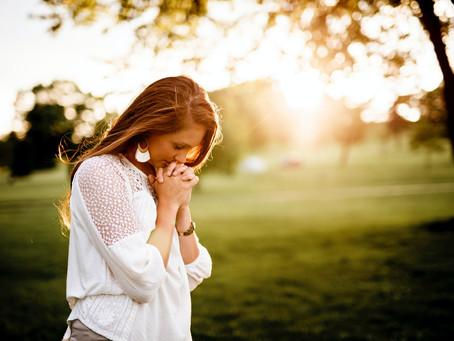 Im Gebet durchstarten