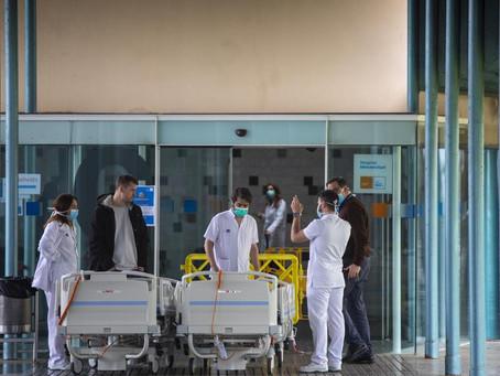 COVID-19: Hospitales de México alcanzan su límite