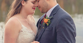Pumpkin Kisses & Harvest Wishes | Celine + Andrew's Fall Wedding