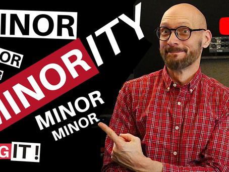 Minority-Guitar Lesson