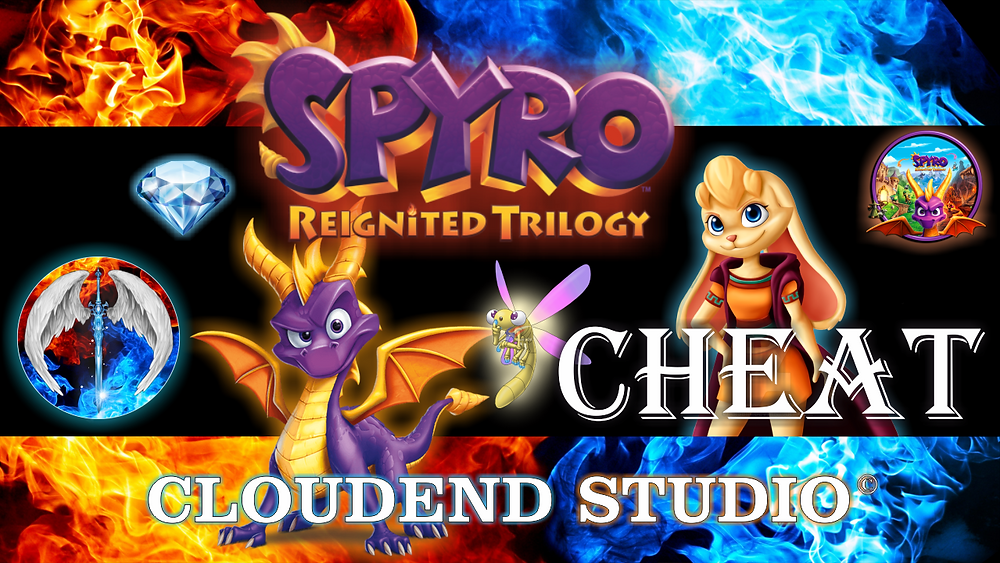 cloudend studio, Spyro Reignited Trilogy, Spyro, sparx, cheats, trainer, code, mod, modded, tips, software, steam, pc, youtube, google, facebook, cheat engine, cheat table, free, script, tool, gameplay, game, dlc, unlock, 100%, fearless revolution, rpg, achievements, cheat happens, eurogamer, 作弊, カンニング, カンニング竹山, tricher, tricks, engaños, トリック, 騙します, betrügen, trucchi, complete guide, 騙子, 사기꾼조심, 사기꾼들, 사기꾼, news, infinite health, ps4, xbox, Youtube Game, Google Stadia, Epic Games, hack, glitch, news, platform, gears 5, borderlands 3, all the gems, how to unlocka, Spyro ability, 11/09/2019,