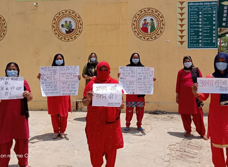 Distress Among Health Workers In Covid-19 Fight